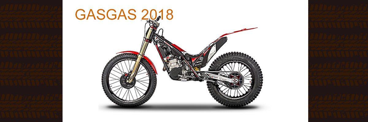 GasGas 2018