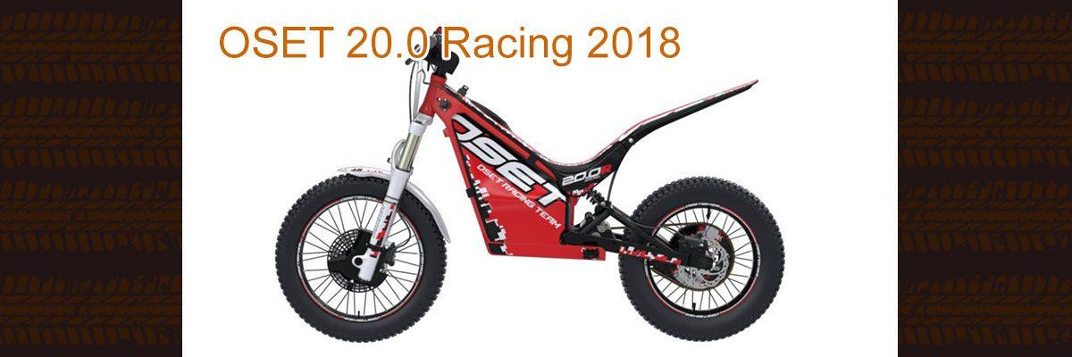 OSET 20.0 Racing 2018